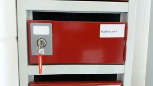 Mailbox Service MK Box Self Storage