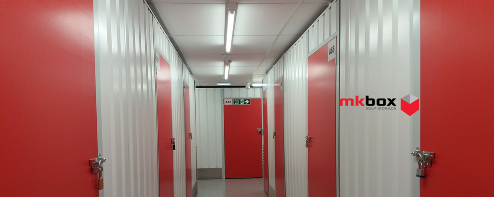 Storage Facility In Milton Keynes