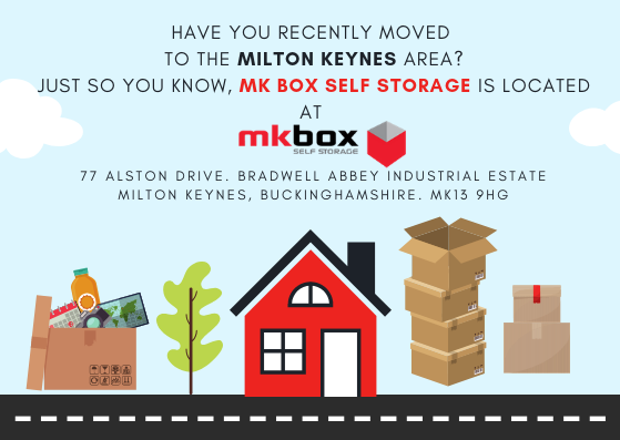 MK Box Self Storage Facility